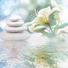les fleurs âges - massage