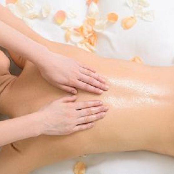 Massage Les Fleurs âges californien