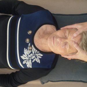 massage seniors visage - les fleurs âges