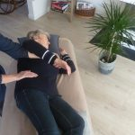 Les fleurs âges - massage dos