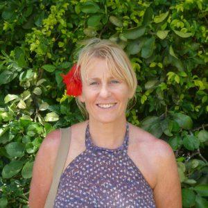 Les Fleurs âges massage Marylise fleur